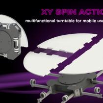 XY SPIN ACTION – new at Photokina