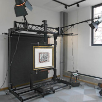 XY IMAGER system for auction house in London