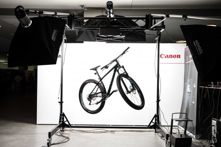 XY IMAGER am Canon Business Forum